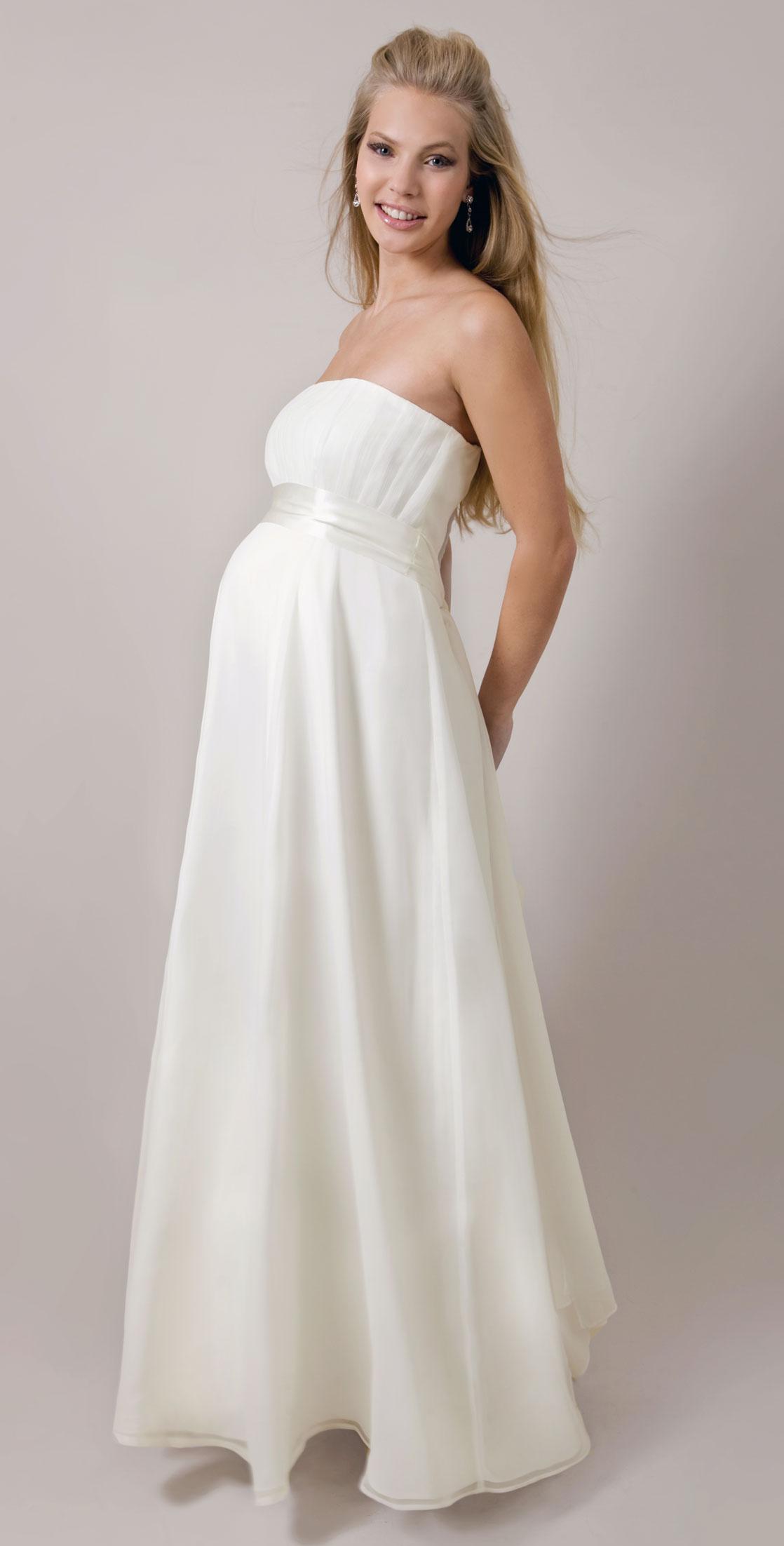Свадебные платья для беременных 4 месяца фото