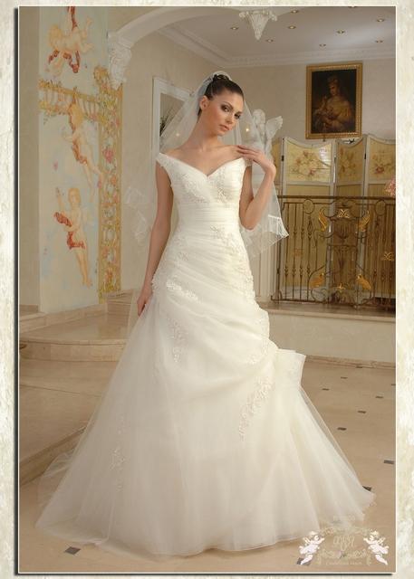 Свадебные платья в омске. как сшить платье самой.