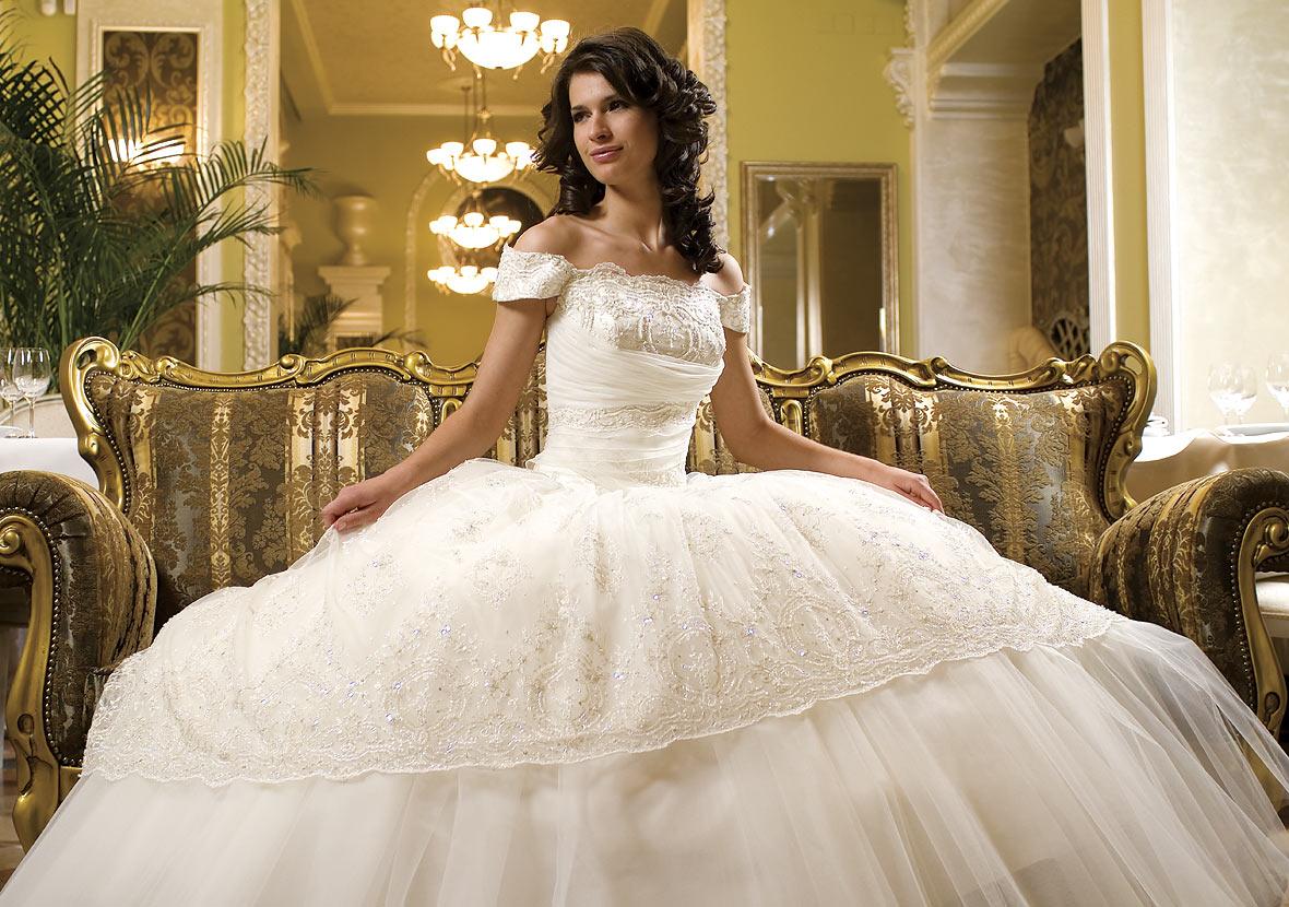 Свадебные платья в Санкт-Петербурге
