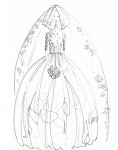 фасоны повседневных платьев и выкройки для полных