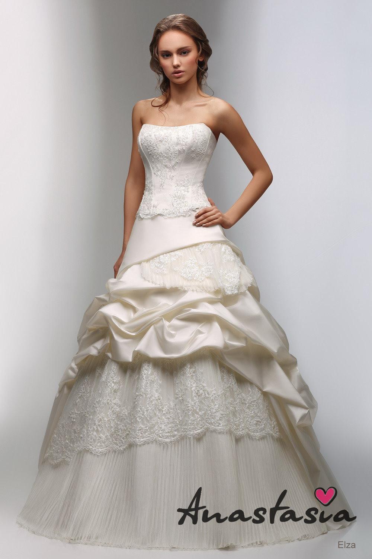 Кружевное платье enzoani fada свадебный салон admire