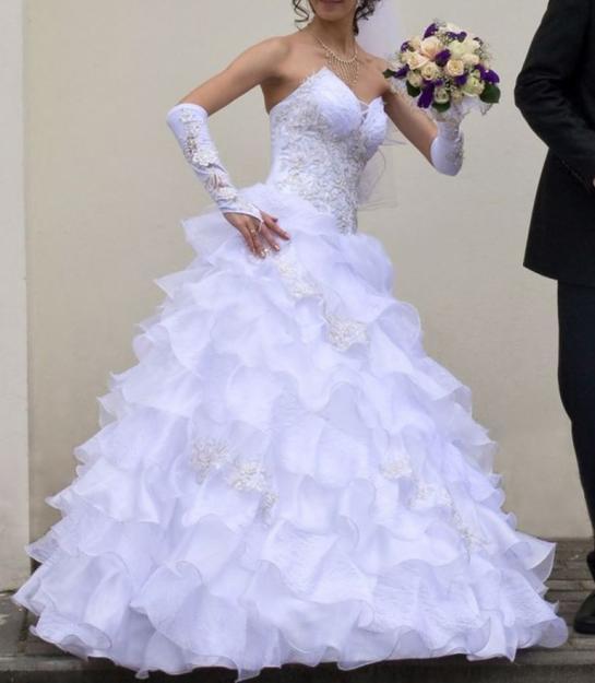 Свадебное платье самое дорогое в мире
