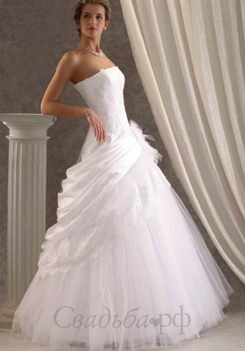 Свадебное платье Maggie Sottero Brecka с стиле