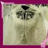Свадебные накидки Венчальная накидка Венчальная накидка с капюшоном Шубка Кудряшка Шубка мутон со стразами Накидка.
