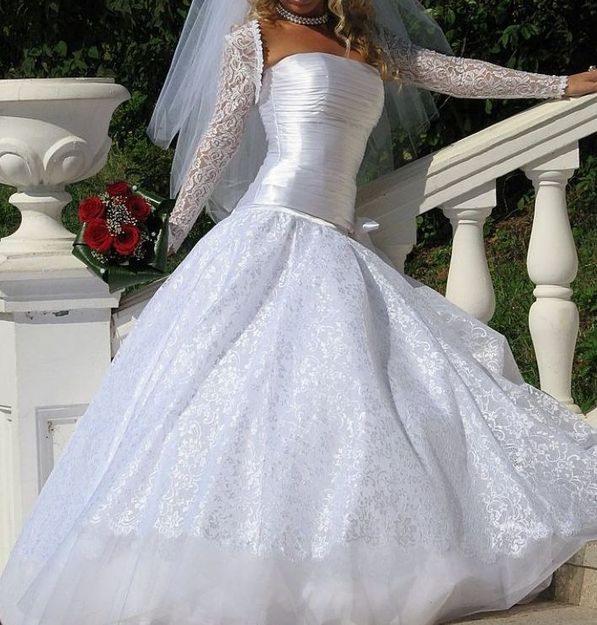 Свадебные платья 142899711