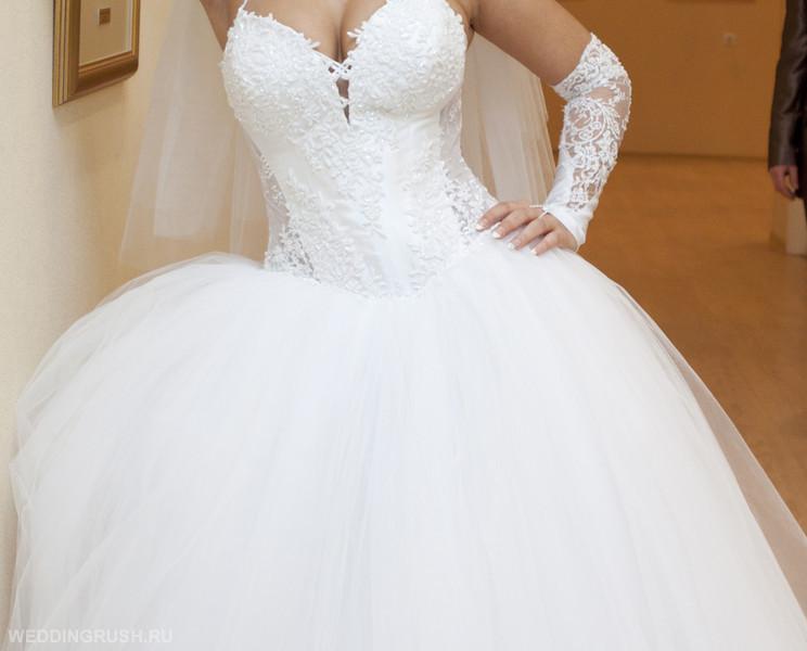 Wedding Saloon :: Свадебные пышные платья - Свадебные платья и