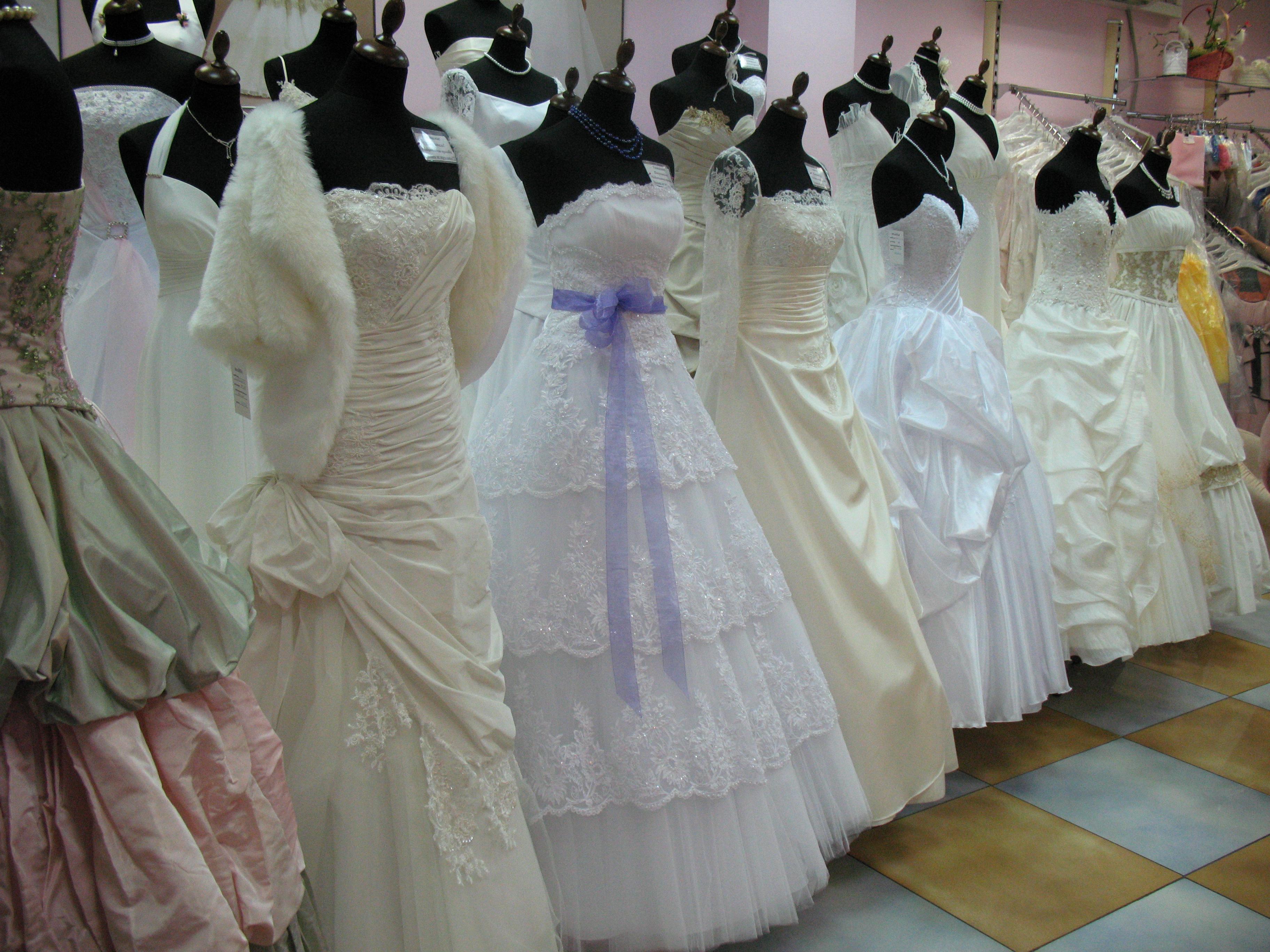 Wedding Saloon :: Салон свадебных платьев Москва - Свадебные