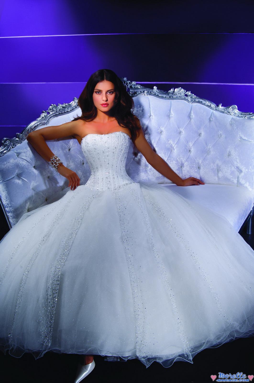 свадебные корсеты со стразами