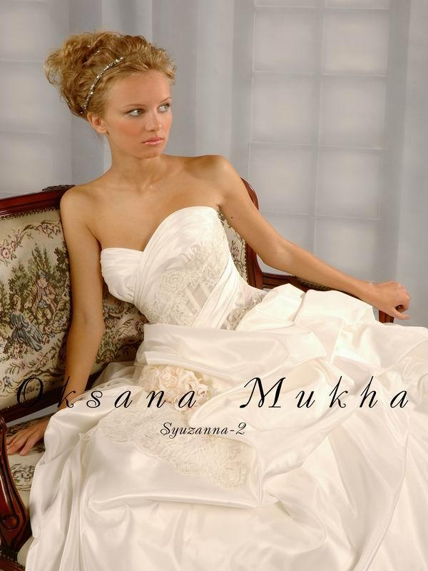 Оксана муха свадебные платья для беременных 27