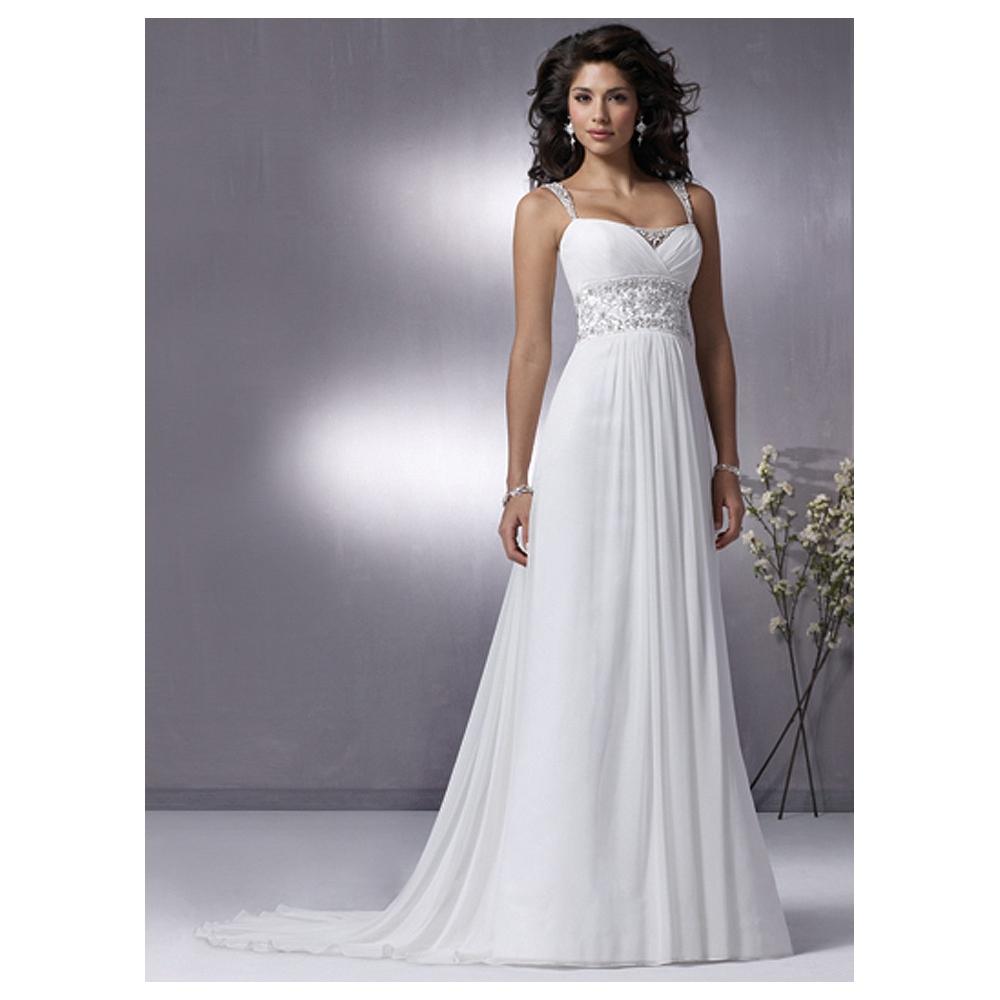 12834260701 / 355.67 KB / Рейтинг фото: 125 / полный размер. Интересное. Беатрис- утончённое свадебное платье из шифона в стиле «ампир»