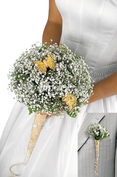 Мелкие на свадьбу