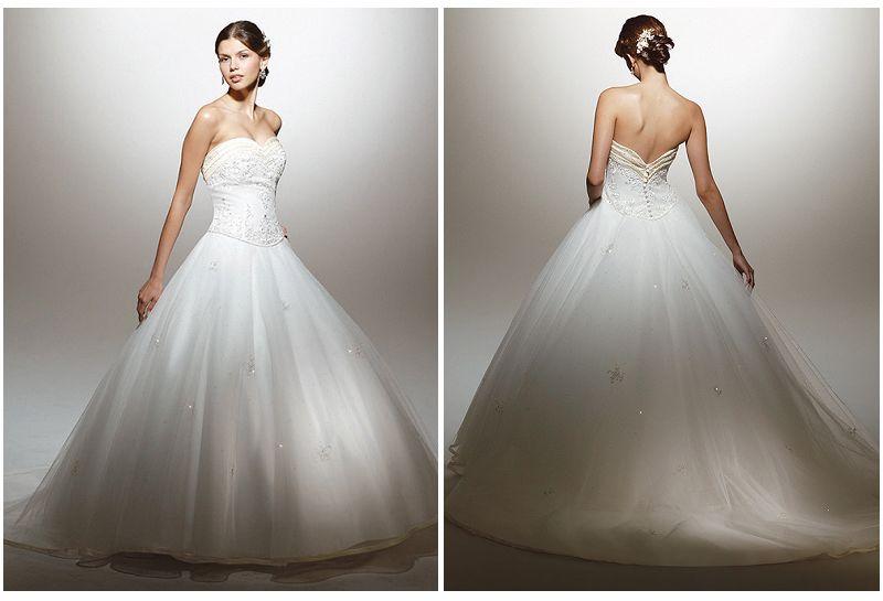 свадебные платья недорого - Свадебные